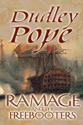 Ramage & The Freebooters (The Lord Ramage Novels Book 3)