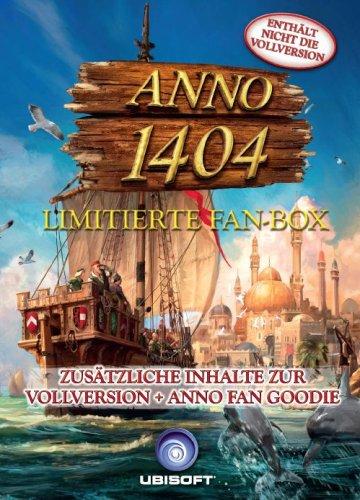 ANNO 1404 - Limitierte Fan-Box