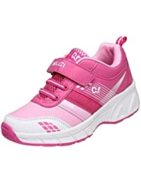 Zapatillas con ruedas automáticas para niños - Mod. 218 - Rosa - Varias tallas