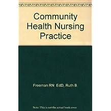 Community Health Nursing Practice