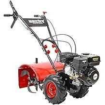 Hecht 750 Benzin Gartenfräse Motorhacke Kultivator Bodenhacke Bodenfräse Fräse