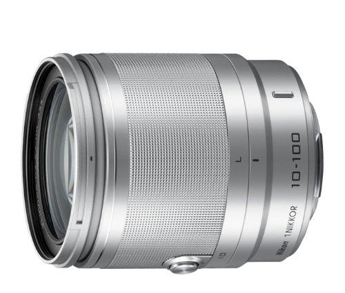 Nikon 1 Nikkor-Objektiv VR 10-100mm 1:4-5,6 silber (Nikon 1 J5)
