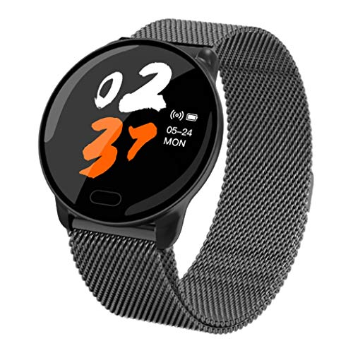 Qomomont Reloj Inteligente Pulsera Pulsera Actividad