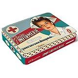BOTIQUIN Erste Hilfe Box Metall Vintage und Zubehör Paris 4107007083