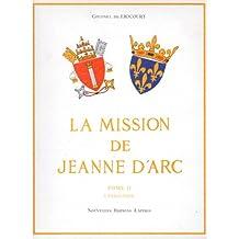 Jeanne d'Arc- La Mission de Jeanne d'Arc T2