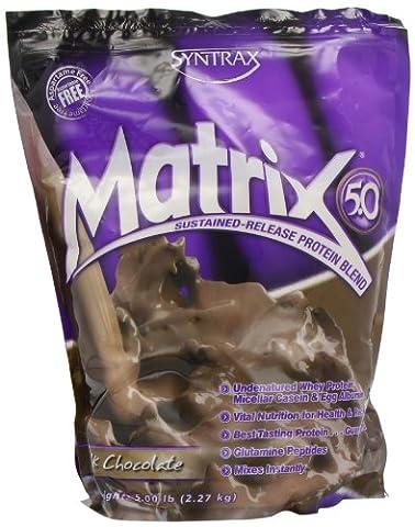 Syntrax Matrix 5.0 2240 g Milk Chocolate