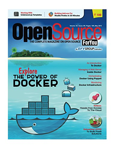 Open Source For You, May 2015 (English Edition)