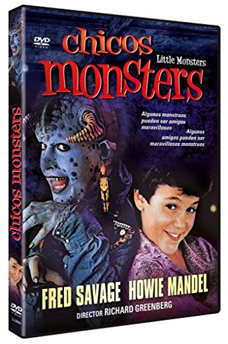Chicos Monsters (Little Monsters) - 1989