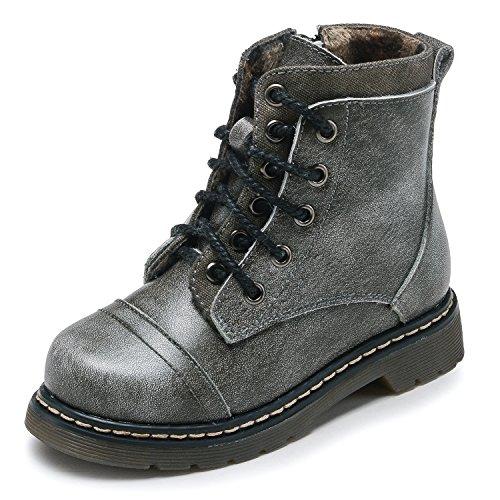 Walisen Martin Stiefel Kinder Chelsea Boots Warm Gefüttert Winter Herbst Retro Freizeit Schuhe Jungen Mädchen