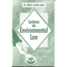 Lectures on Environmental Law