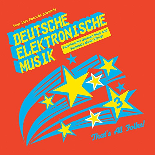 Deutsche Elektronische Musik 3: Experimental German Rock And Electronic Music 1971-1981 (3LP) [Vinyl LP]