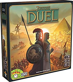 Asmodee SEVEN07-ASM 7 Wonders: Duel (B014DMSTXK) | Amazon Products