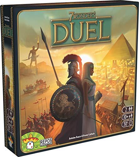 7 Wonders Duel - Brettspiel (Englische)