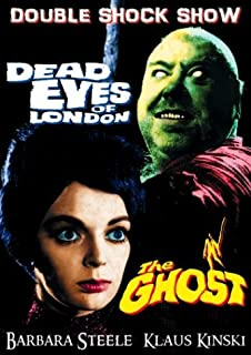 Dead Eyes Of London & Ghost / (Ws) [DVD] [Region 1] [NTSC] [US Import]
