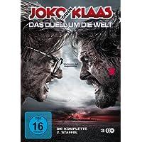 Joko gegen Klaas - Das Duell um die Welt: Die komplette zweite Staffel