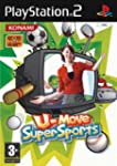 EyeToy U-Move Super Sports