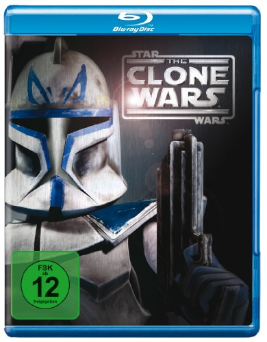 Star Wars - The Clone Wars [Blu-ray] (Lego Star Wars 2009)
