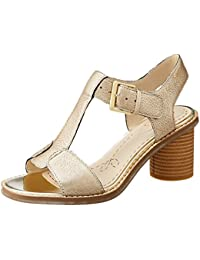 Clarks Women's Glacier Ray Leather Fashion Sandals