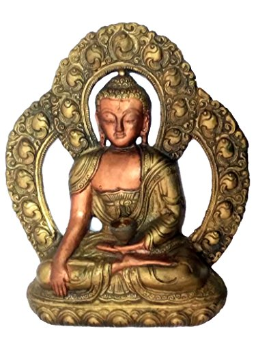 Lord Buddha MEDITATING Wall Hanging Home Decor Buddhism Metal Art