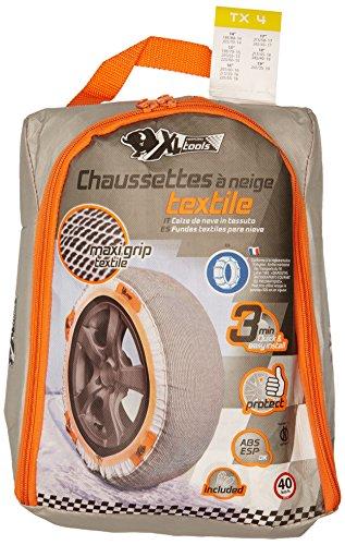 XL Perform Tool 450454 Chaussettes à Neige Textile
