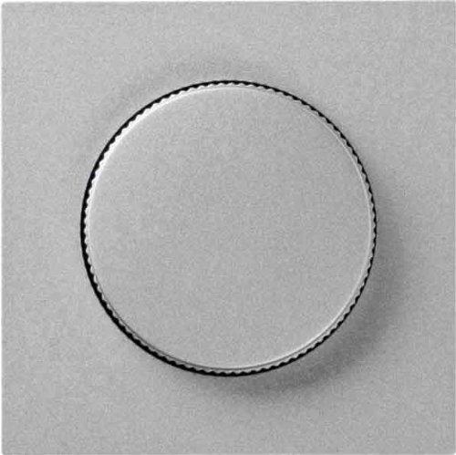 Hager Abdeckung SI WYA906 für Drehdimmer kallysto Abdeckung/Bedienelement für Installationsschalterprogramme 3250617022040