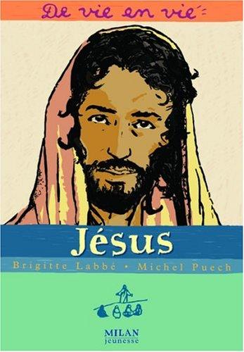 Jésus par Brigitte Labbe