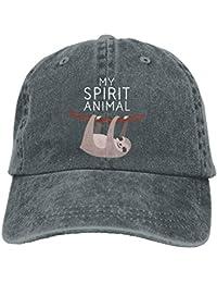 Unisex Ajustables Gorras de béisbol de Mezclilla Mi espíritu Animal es una  Gorra de Hiphop de 9cbcbb69c73