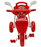 #8: Ehomekart LoveBaby Deluxe Musical Tricycle