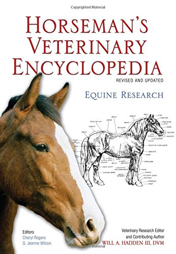 Horseman's Veterinary Encyclopedia (Revised and Updated) por Equine Research Inc