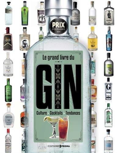 Le grand livre du Gin par Aaron Knoll