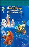 Coffret Animaux 3 VHS - Vol.1 : Le Roi Lion / Les 101 dalmatiens 2, sur la trace des...