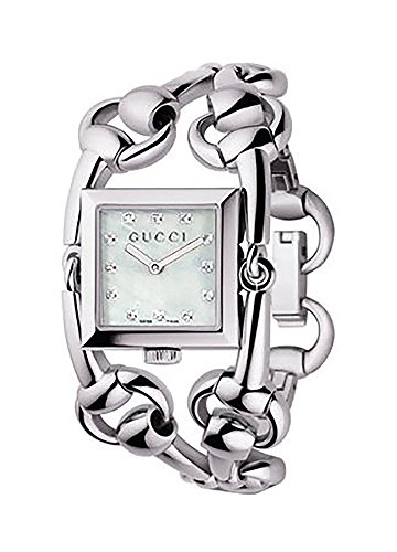 GUCCI Women's YA116309 Signoria Collection Stainless Steel Watch