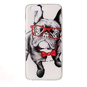Cuitan TPU Weiche Schutzhülle für Samsung Galaxy A3 (2017), Weiß Bottom Bitch Design Langlebig Rück Abdeckung Case Cover Hülle Handytasche Rückseite Tasche Handyhülle für Samsung Galaxy A3 (2017)