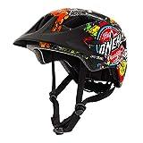 O'Neal Rooky Crank Multi Kinder MTB Helm Mountain Bike Fahrrad Fidlock XXS 51-56cm, 0585-400