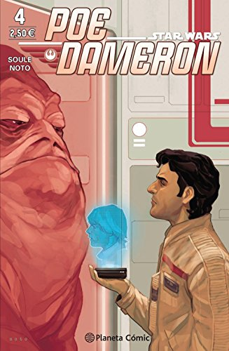 Star Wars Poe Dameron 4 (STAR WARS: CÓMICS MARVEL)