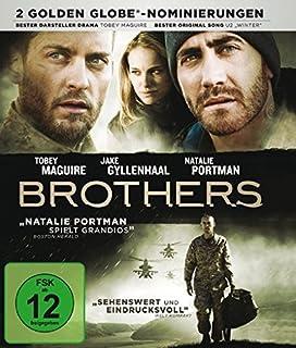 Brothers - Zwei Brüder. Eine Liebe - Steeledition [Blu-ray]