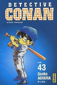 Détective Conan Edition simple Tome 43