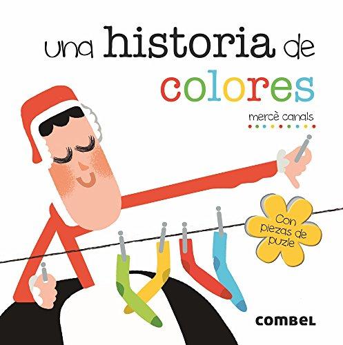 Una historia de colores por MERCÉ CANALS