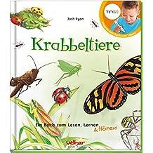 TING: Krabbeltiere - Ein Buch zum Lesen, Lernen und Hören