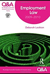 Q&A Employment Law 2009-2010 (Questions and Answers)
