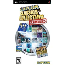 Capcom Classics Collection Remixed (Sony PSP) [UK IMPORT]