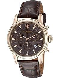 S.Coifman Reloj de cuarzo Man Sc0227 43.0 mm