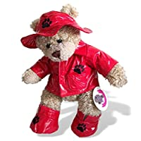 Build Your Bears Wardrobe 5060322142142 Teddy Bear Clothes Outfit Raincoat