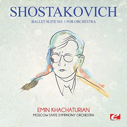 Ballet Suite No. 1 for Orchestra: V. Waltz - Scherzo (The Bolt)