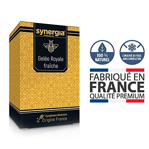 Jalea real orgánica orgánica natural fresca pura ★★ 100% francesa certificada ★★
