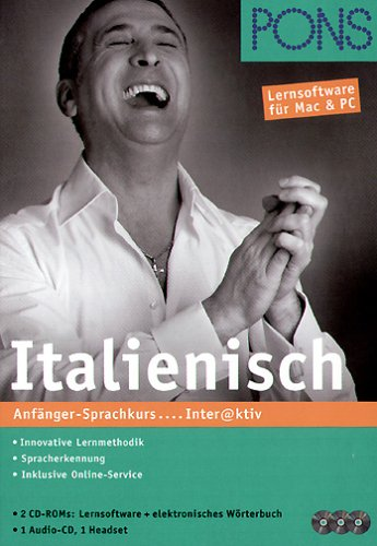 PONS Interaktiv Italienisch. Anfänger-Sprachkurs