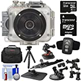 Intova Connex 1080P Hd 60M/200Ft Waterproof Video Action Camera Camcorder with Remote +