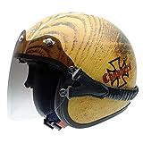 NZI Helm, mehrfarbig, Größe XS