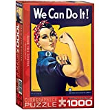 Rosie The Riveter 1000-Piece Puzzle Image