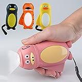 Kinder Taschenlampe Tiere - Verschiedene - 1 Stück